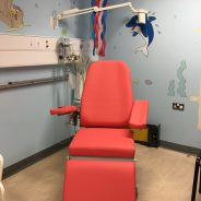 Fabulous new bloods chair!