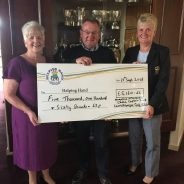 Angeline McWilliams & Carrickfergus Golf Club