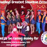 Gandeys Circus Thank You