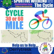 Derrytresk Sportive Weekend