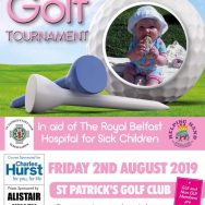 Olivia Cullen Memorial Golf Tournament 2019