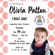 Olivia Patton Annual Fundraiser