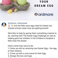 Ardmore Easter Egg Comp