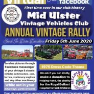 Mid Ulster Vintage Vehicle Club